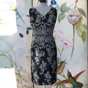 David Meister Lace Dress